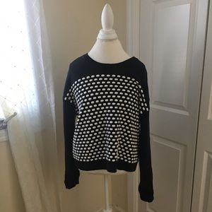 Madewell Candy Dot Pullover